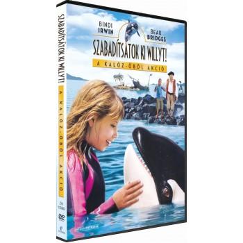 SZABADÍTSÁTOK KI WILLYT! - A KALÓZ-ŐBŐL AKCIÓ - DVD - (2010)
