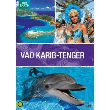 VAD KARIB TENGER - BBC DÍSZDOBOZ - 2DVD - (2014)