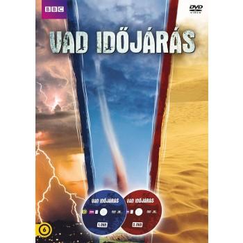 VAD IDŐJÁRÁS DÍSZDOBOZ (2 FILM, BBC) - DVD - (2014)