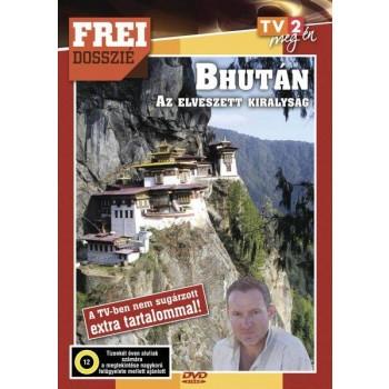 BHUTÁN - FREI DOSSZIÉ - DVD -