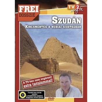 SZUDÁN - FREI DOSSZIÉ - DVD -