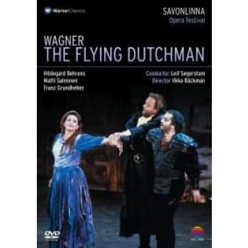 THE FLYING DUTCHMAN - DVD - (2013)