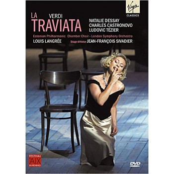 LA TRAVIATA - VERDI - DVD - (2012)