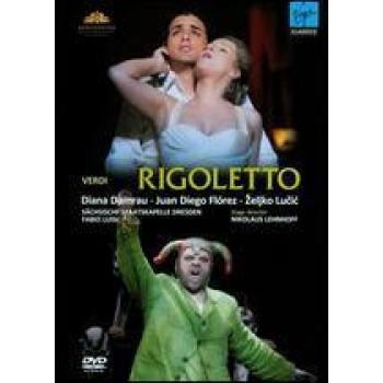 RIGOLETTO - VERDI - DVD - (2010)