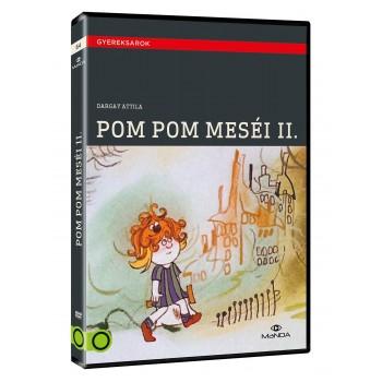 POM POM MESÉI II. - DVD - (2014)