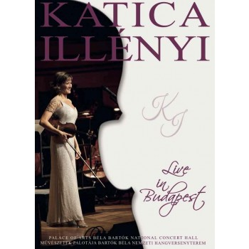 LIVE IN BUDAPEST - DVD - (2014)