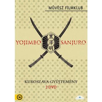 KUROSAVA GYŰJTEMÉNY - 2 DVD - (YOJIMBO, SANJURO) (2014)