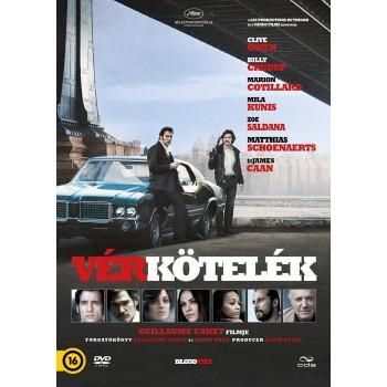 VÉRKÖTELÉK - DVD - (2014)