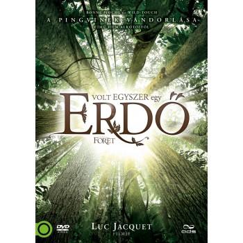 VOLT EGYSZER EGY ERDŐ - DVD - (2014)