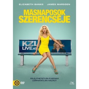 MÁSNAPOSOK SZERENCSÉJE - DVD - (2014)