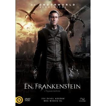 ÉN, FRANKENSTEIN - DVD - (2014)