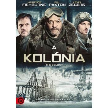 A KOLÓNIA - DVD - (2014)