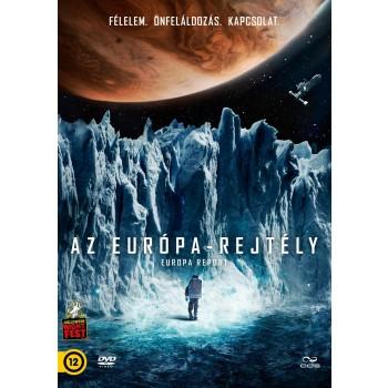 AZ EURÓPA-REJTÉLY - DVD - (2014)