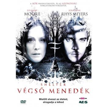 VÉGSŐ MENEDÉK - DVD - (2014)