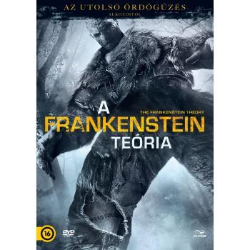 A FRANKENSTEIN TEÓRIA - DVD - (2014)