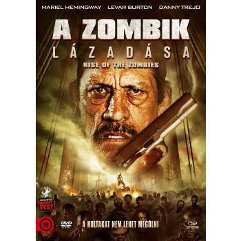 A ZOMBIK LÁZADÁSA - DVD - (2014)