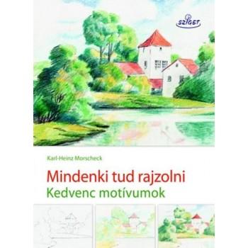 MINDENKI TUD RAJZOLNI - KEDVENC MOTÍVUMOK (2014)