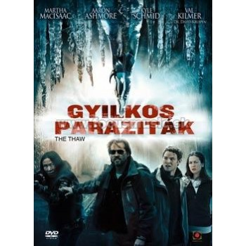 GYILKOS PARAZITÁK - DVD - (2011)