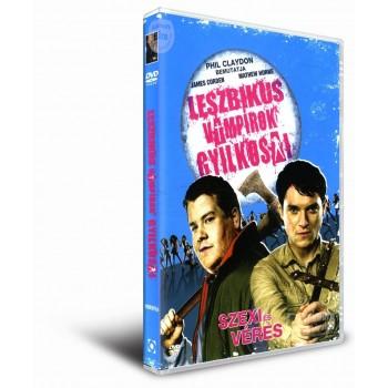 LESZBIKUS VÁMPÍROK GYILKOSAI - DVD - (2009)