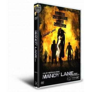 MAJD MEGHALNAK MANDY LANE-ÉRT - DVD - (2006)