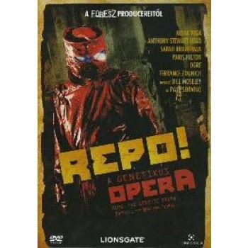 REPO - A GENETIKUS OPERA - DVD - (2008)