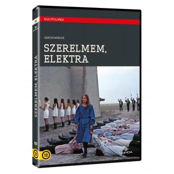 SZERELMEM, ELEKTRA - DVD - (2014)