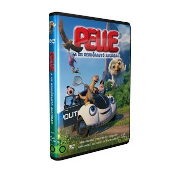 PELLE A KIS RENDŐRAUTÓ AKCIÓBAN - DVD - (2014)