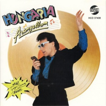 ARANYALBUM - HUNGÁRIA - CD - (1993)