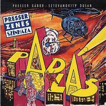 A PADLÁS - PRESSER ZENÉS SZÍNHÁZA - CD - (2008)