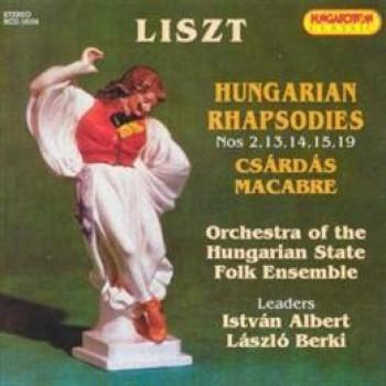 HUNGARIAN RAPSODIES - CD - (1998)