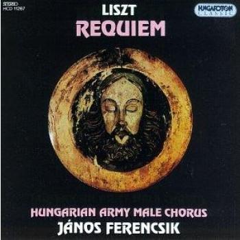 REQUIEM / JÁNOS FERENCSIK / - CD - (1995)
