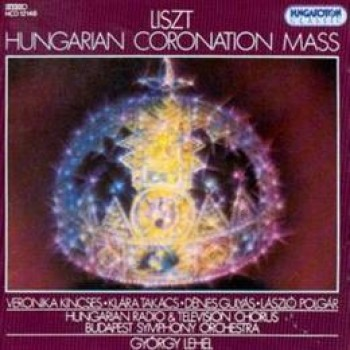 HUNGARIAN CORONATION MASS - CD - (1993)