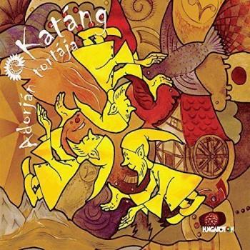 ADORJÁN TORTÁJA - CD - (2014)