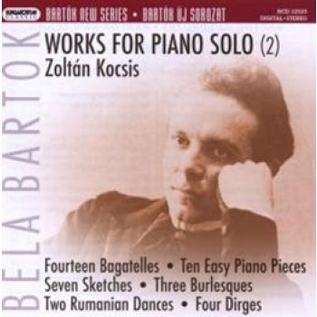 WORKS FOR PIANO SOLO (2) ZOLTÁN KOCSIS - CD - (2007)