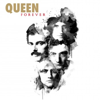 QUEEN FOREVER - CD - (2014)
