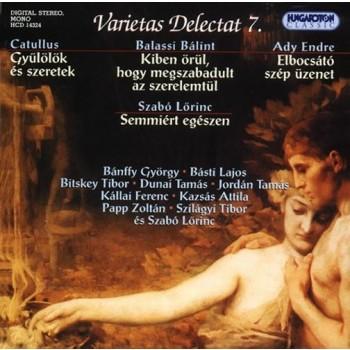 VARIETAS DELECTAT 7. - CD - (2004)