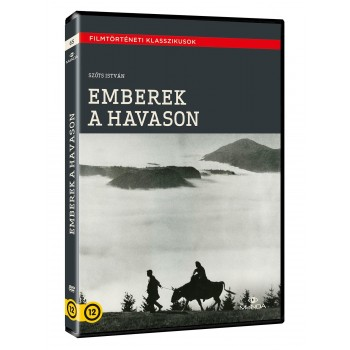 EMBEREK A HAVASON - DVD - (2014)