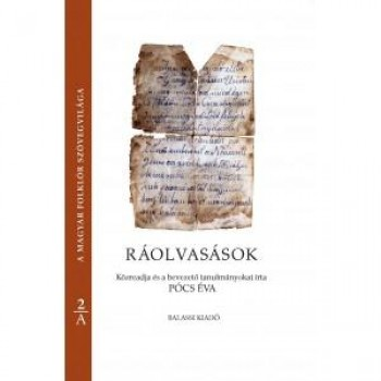 RÁOLVASÁSOK I-II. KÖTET (2014)