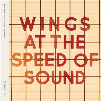 WINGS AT THE SPEED OF SOUND - CD - (2014)