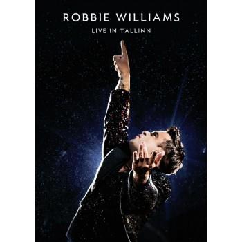 LIVE IN TALLINN - DVD - (2014)