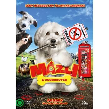 MÁZLI A CSODAKUTYA - DVD - (2014)