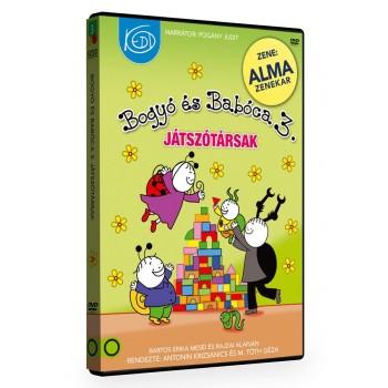 BOGYÓ ÉS BABÓCA 3. - JÁTSZÓTÁRSAK - DVD - (2014)