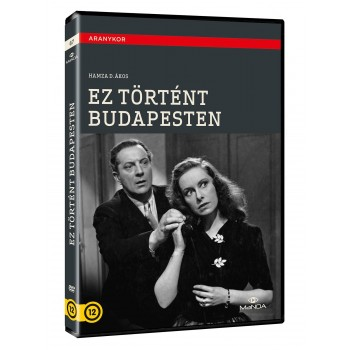 EZ TÖRTÉNT BUDAPESTEN - DVD - (2014)