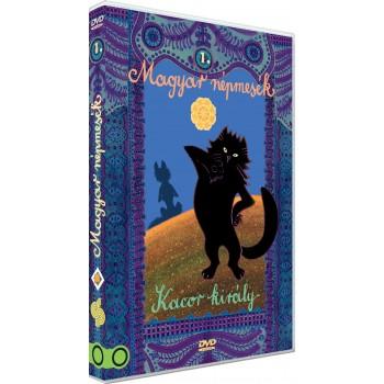 MAGYAR NÉPMESÉK 1. - KACOR KIRÁLY - DVD - (2014)