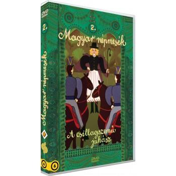 MAGYAR NÉPMESÉK 2. - A CSILLAGSZEMŰ JUHÁSZ - DVD - (2014)