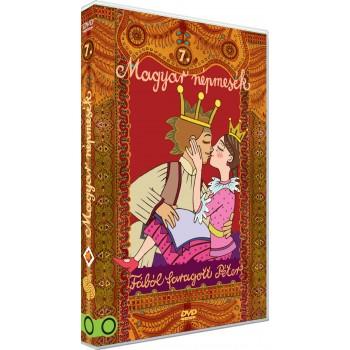 MAGYAR NÉPMESÉK 7. - FÁBÓL FARAGOTT PÉTER - DVD - (2014)