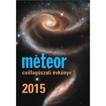 METEOR CSILLAGÁSZATI ÉVKÖNYV 2015 (2014)