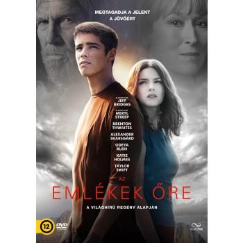 AZ EMLÉKEK ŐRE - DVD - (2015)
