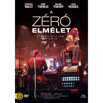 ZÉRÓ ELMÉLET - DVD - (2015)