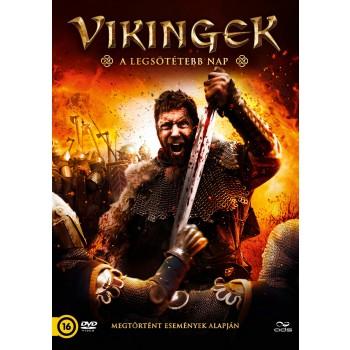 VIKINGEK - A LEGSÖTÉTEBB NAP - DVD - (2015)